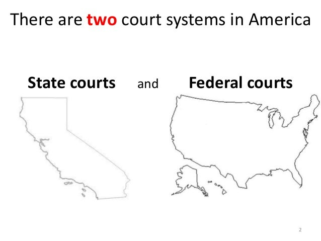 dual court system Understanding the dual court system how and when was the structure of the court decided who are the current us supreme court justices.