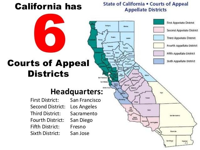 Fresno state map
