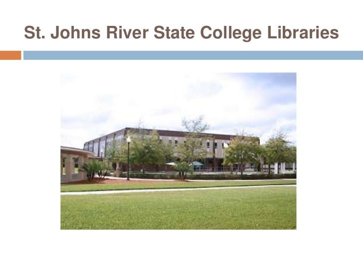 St. Johns River State College Libraries