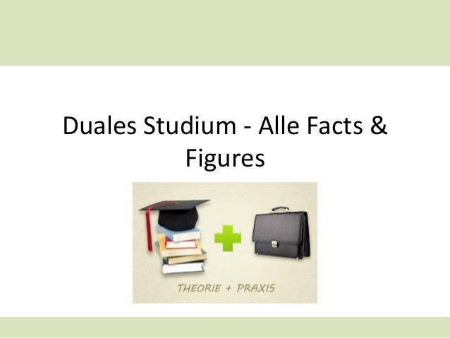 duales studium alle facts figures. Black Bedroom Furniture Sets. Home Design Ideas