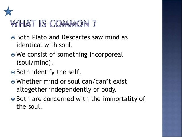 plato mind and body relationship