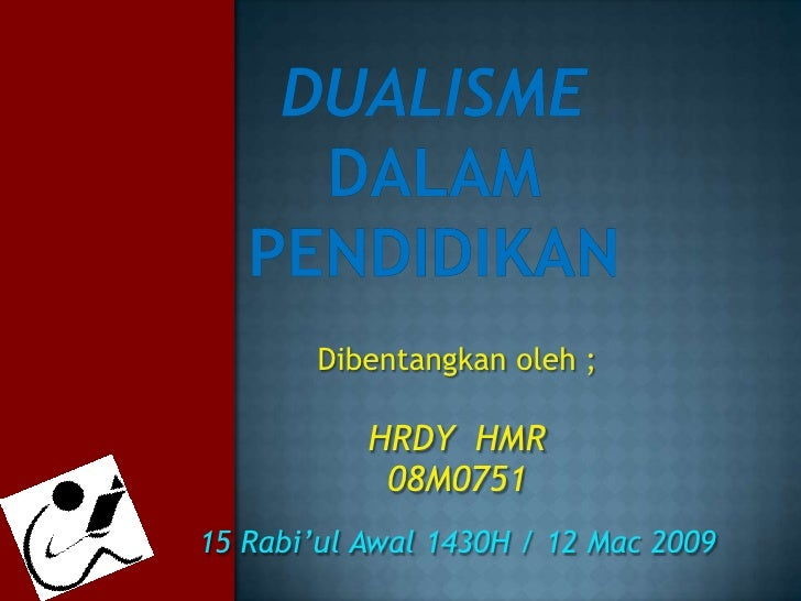 Dibentangkan oleh ;             HRDY HMR             08M0751 15 Rabi'ul Awal 1430H / 12 Mac 2009