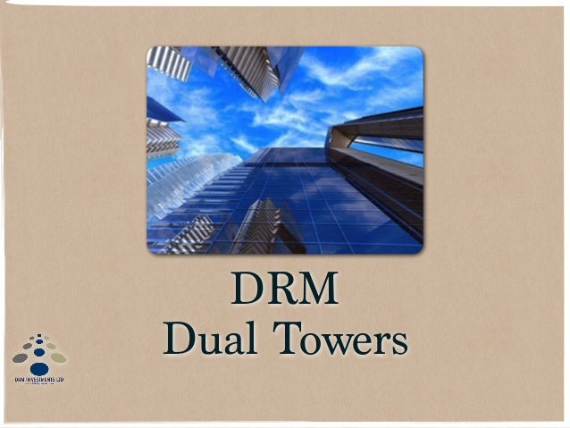 DRM Dual Towers