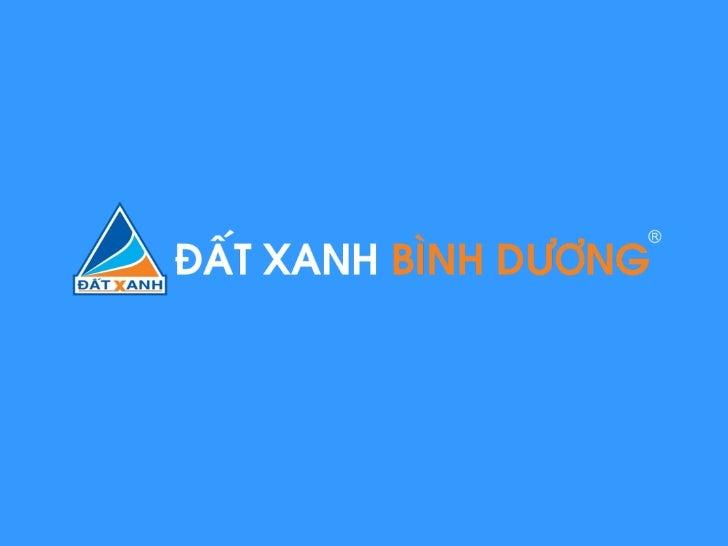Binh Duong New City Slide 1
