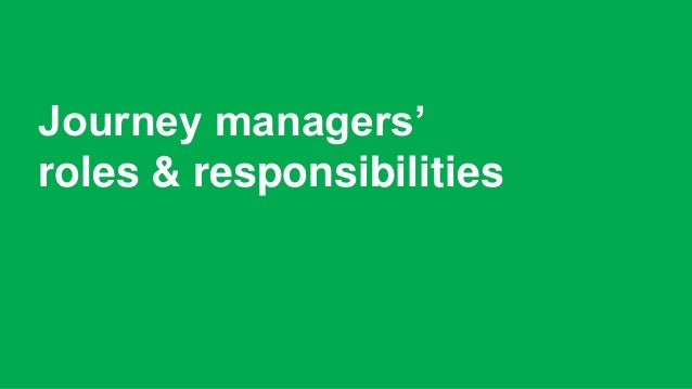 Time in previous journey manager role(s) Base: 71 Journey Managers on LinkedIn@kerrybodine