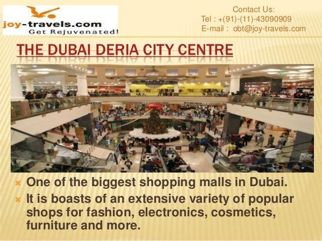Dubai Tour Packages | Dubai Sightseeing City Tours Package