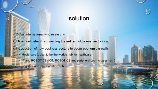 Dubai-Past, Present and Future