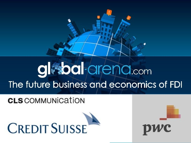 1<br />The future business and economics of FDI<br />May 26, 2011<br />May 26, 2011<br />