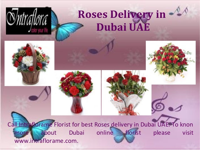3 Roses Delivery In Dubai