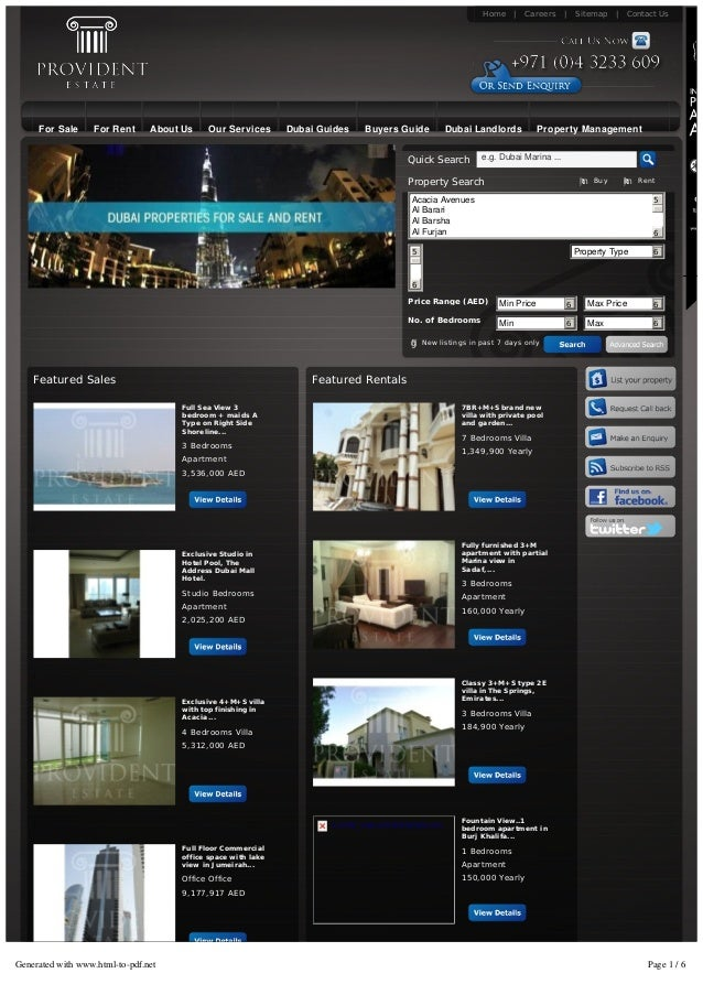 Home          Careers       Sitemap        Contact Us        For Sale   For Rent     About Us    Our Services      Dubai G...
