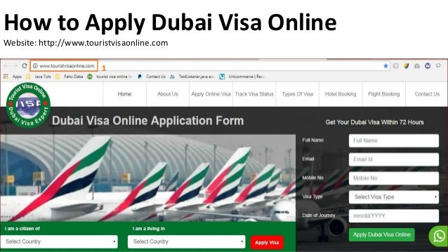 Apply Dubai Visa Online And Get Your Uae Visa Within 72 Hours