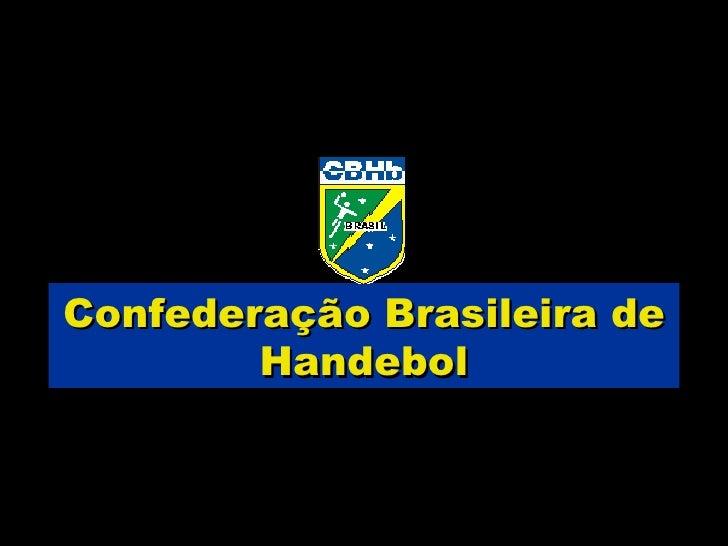 Confederação Brasileira de Handebol