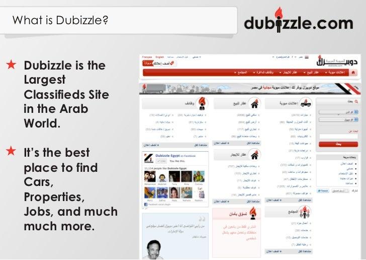 Dubizzle Presentation at Panasonic Event in Dubai
