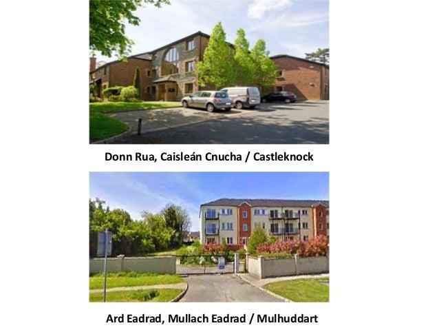 Donn Rua, Caisleán Cnucha / Castleknock Ard Eadrad, Mullach Eadrad / Mulhuddart