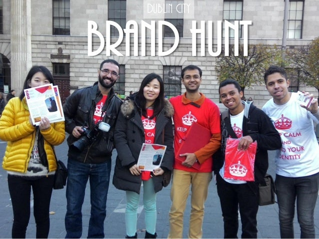 BRAND Hunt  Dublin city