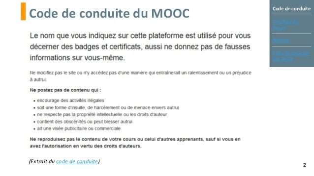 Du bon usage du forum MOOCGdP #7 Slide 2