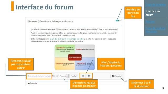 Du bon usage du forum MOOCGdP #7 Slide 3