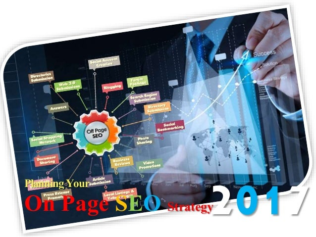 PlanningYour On Page SEO Strategy2017