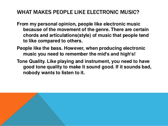 Producing Electronic Music: Lesson 1