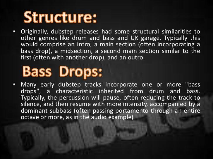 Dub step music