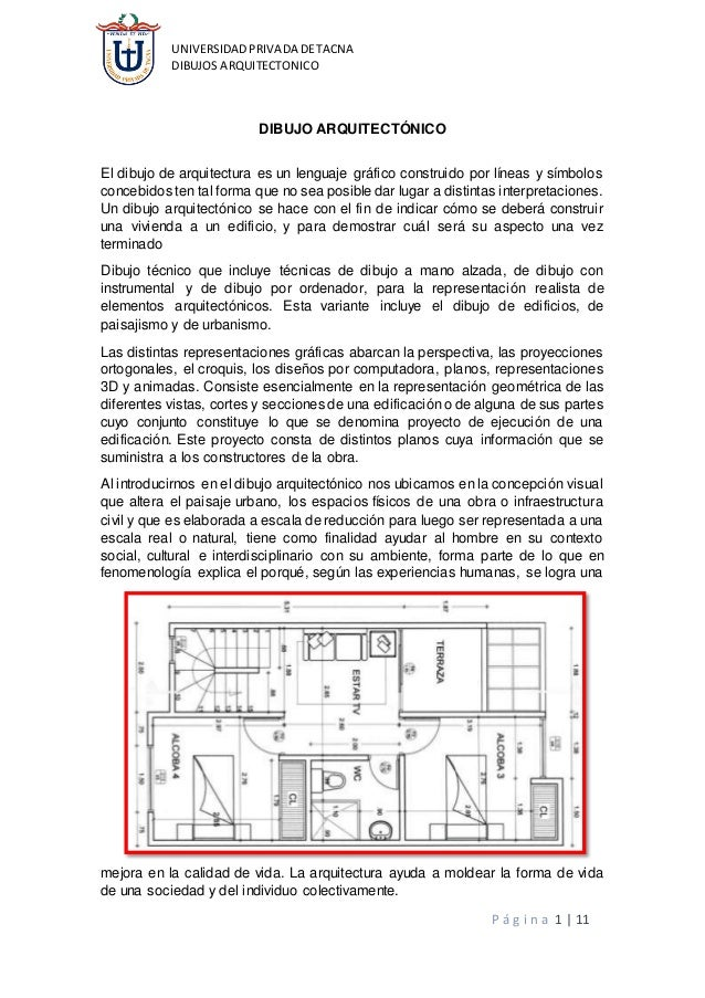 Dibujos arquitectonicos for Como se hace un plano arquitectonico