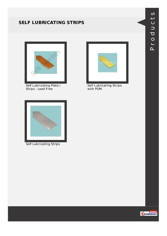 SELF LUBRICATING STRIPS Self Lubricating Plate / Strips - Lead Free Self Lubricating Strips with POM Self Lubricating Stri...