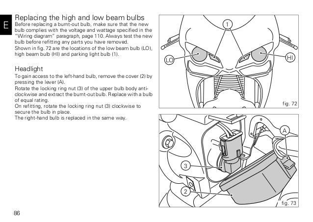 ducati 848 evo 2011 owners manual rh slideshare net Harley Evo Wiring-Diagram 94 Ram Wiring Diagram