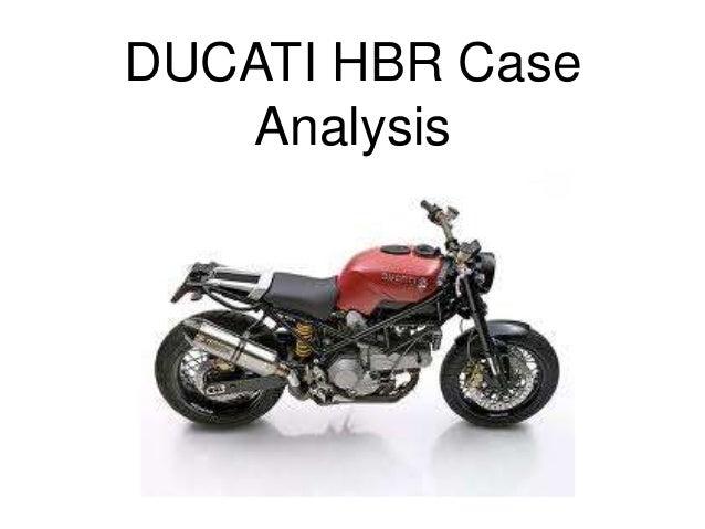 ducati case study giovanni gavetti