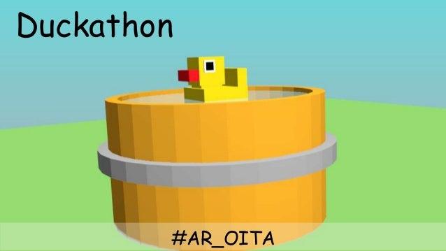 Duckathon #AR_OITA