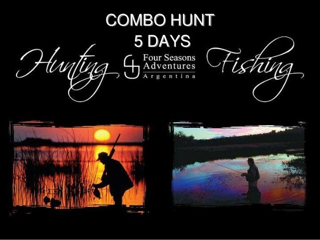 COMBO HUNT 5 DAYS