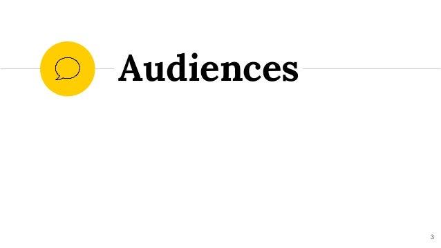 Audiences 3