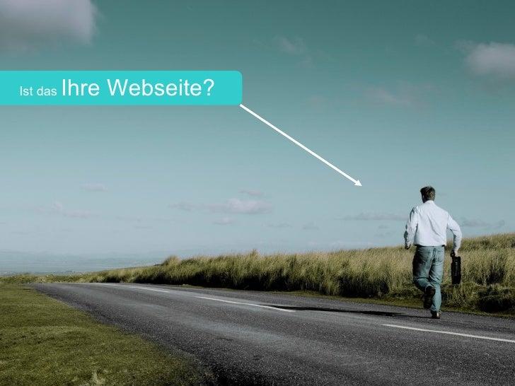 Ist das  Ihre Webseite?