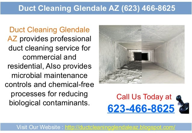 Duct Cleaning Glendale AZ provides professional duct cleaning service for commercial and residential, Also provides microb...