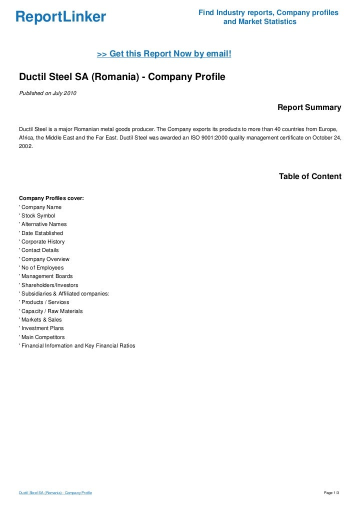 Find Industry reports, Company profilesReportLinker                                                                  and M...
