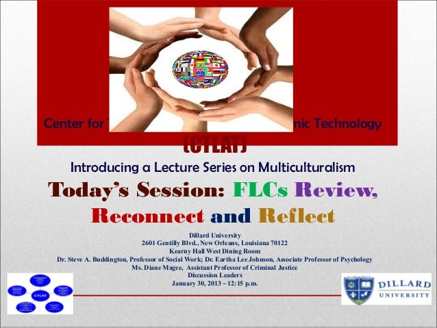 Center for Teaching Learning and Academic Technology                                             (CTLAT)      Introducing ...