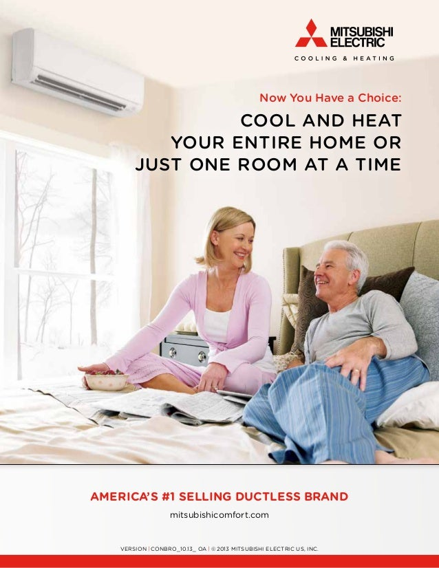 Now You Have A Choice: COOL AND HEAT YOUR ENTIRE HOME OR JUST ONE ROOM ...