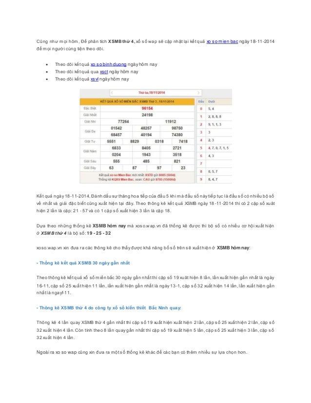 Tin xổ số - Soi cầu dự đoán xsmb ngày 2-11-2019