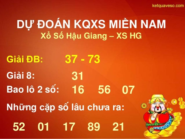 Mien Nam Lottery Numbers