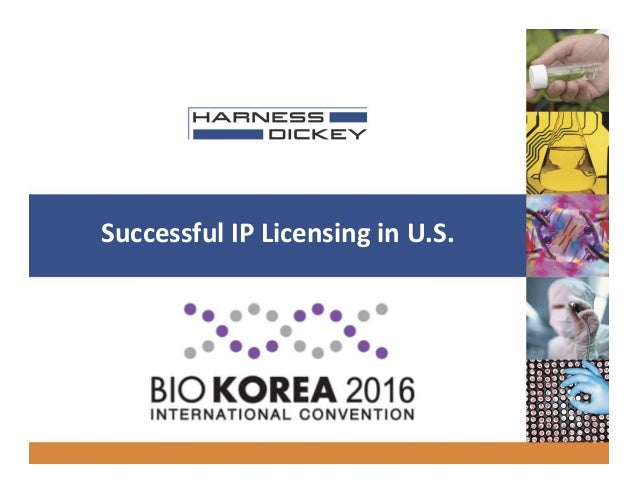 Successful IP Licensing in U.S.