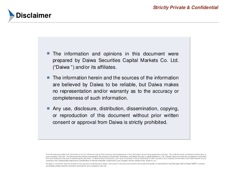 Due diligence slides Slide 2