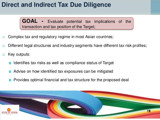  Complex tax and regulatory regime in most Asian countries;  Different legal structures and industry segments have diffe...