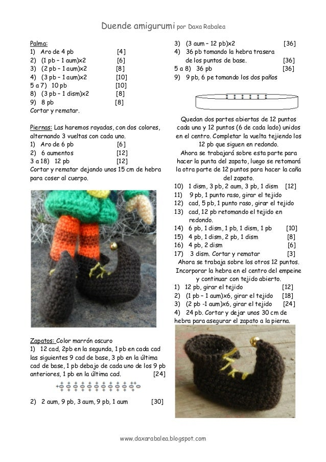 Elf Amigurumi PATTERN Elfo inspiriert Dobby: | Etsy | 903x638
