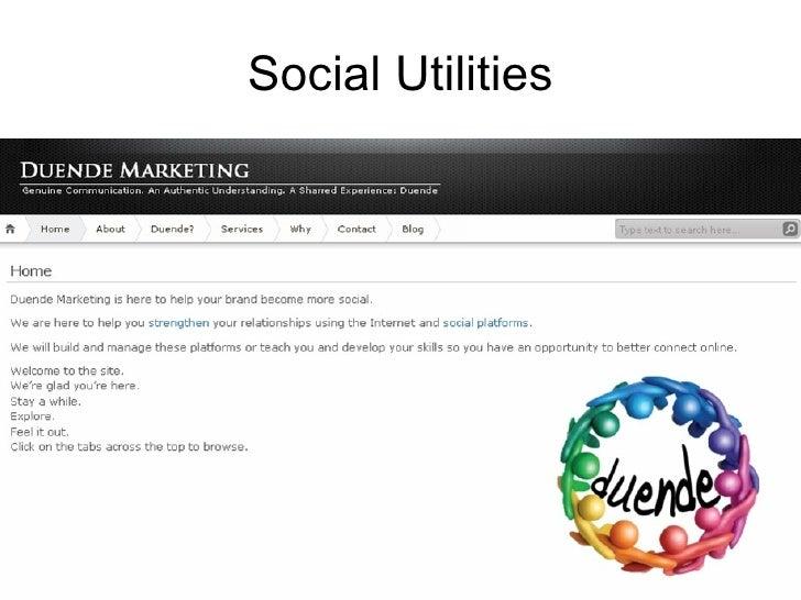 Social Utilities
