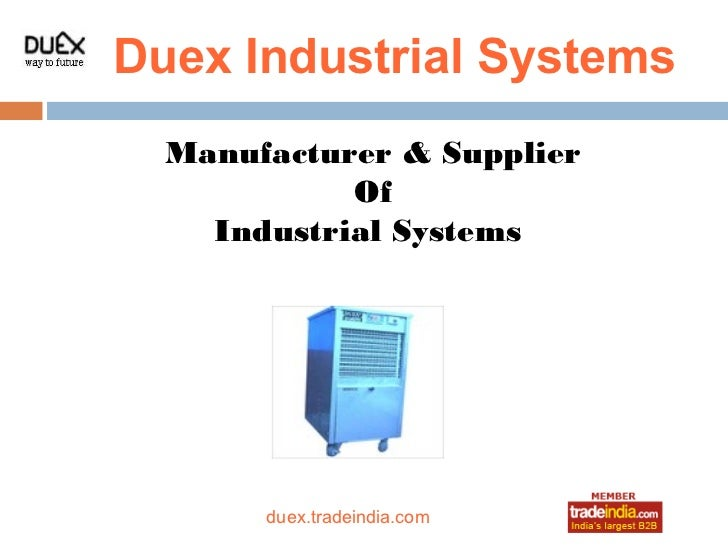 Duex Industrial Systems  Manufacturer & Supplier            Of    Industrial Systems                roto1234       duex.tr...