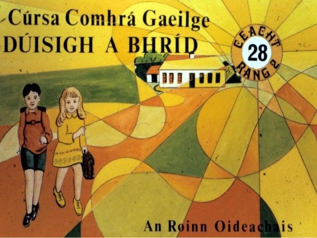 Curtha le Chéile ag Seomra Ranga www.seomraranga.com Obair digiteach déanta ó sean-stiallscannán