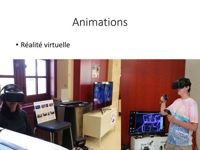 Animations • Soirées jeu en famille Parents + accessibles • Soirées jeu entre ados Partenariat MDJ