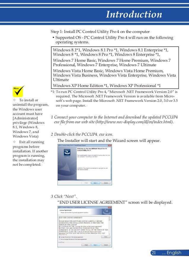 dukane 6430 hd 6433w usermanual rh slideshare net Windows Vista Business Windows Vista Home Premium Product Key