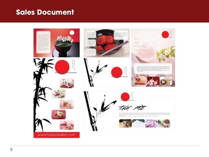 Sales Document