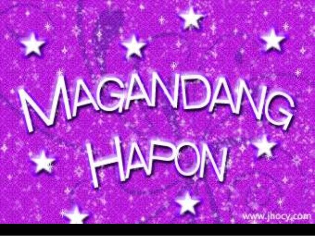 """""""Ang mundo ay isang teatro…""""                   - Shakespeare                                                           2  ..."""