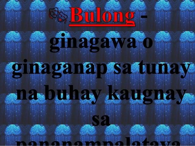 mga dulang pilipino Suportahan ang mga dulang pilipino inihahandog ng up pi sigma fraternity  ang the up repertory company sa bahay-ba(ha)yan: tatlong maiikling  dula.